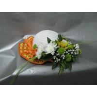 Капела с декорация цветя № 503