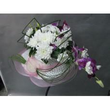 Капела с декорация цветя № 504