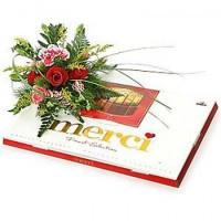 """Бонбони """"Merci"""" – 250 гр."""